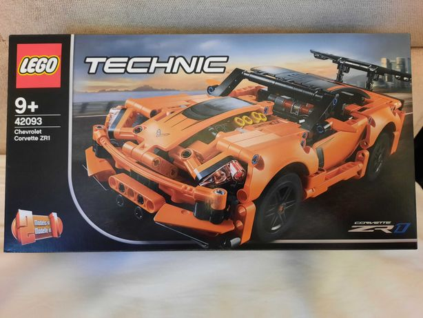 LEGO 42093 Technic - Chevrolet Corvette ZR1