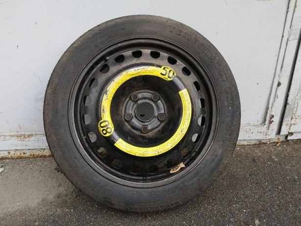 Докатка Audi R17 T125/80 5x112 аварийное колесо запаска