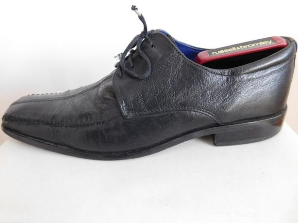 Buty półbuty skórzane firmy PSL, wkładka 30cm