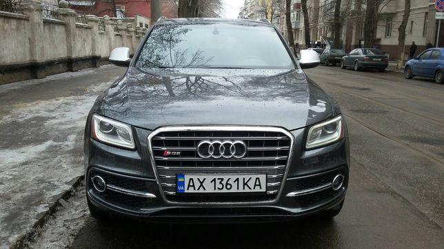 Продам внедорожник Audi sq5