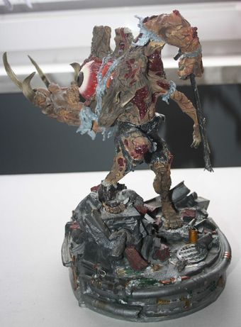 figurka resident evil william g2 323/400