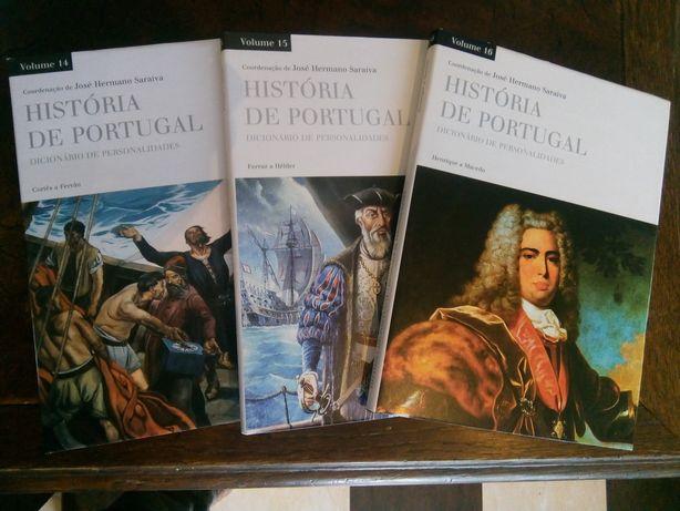Coleção história de Portugal NOVA