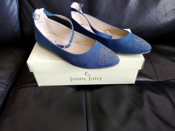 Baleriny r 38 Jenny Fairy