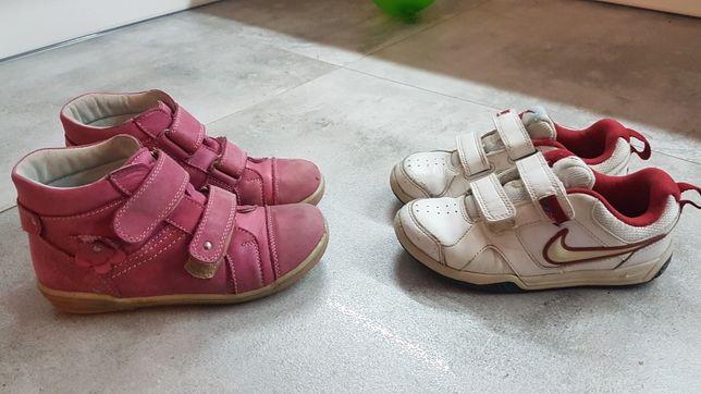 2 pary butów Nike 28,5 dł.19cm