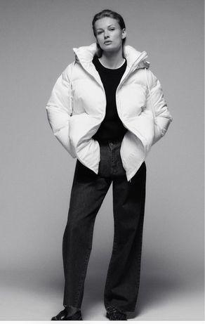 Курточка пуфер бренд Zara