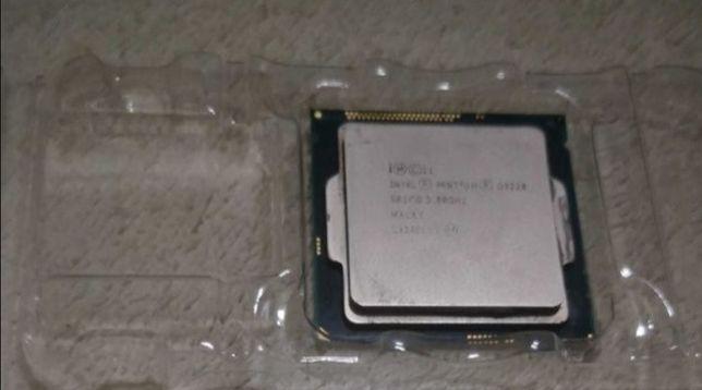 Intel pentium G3220 3.0ghz troco por fonte de alimentação para PC