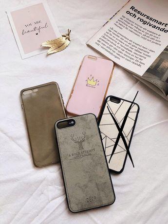 Чохло на айфон/ чехли для iphone 6, 7+/8+