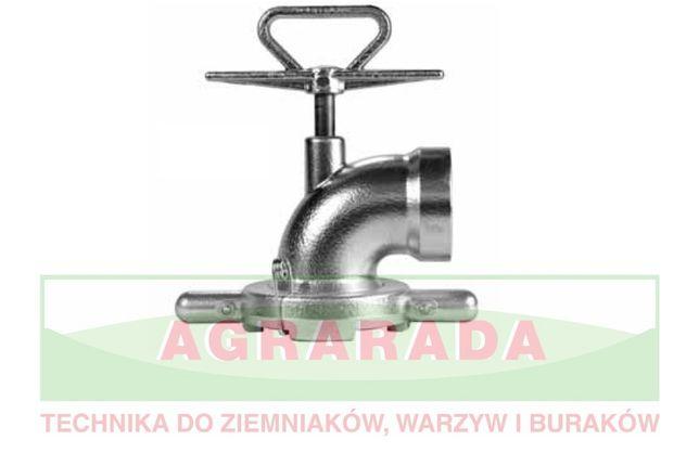 """Kolano hydrantowe alu 100X4"""" typ A"""