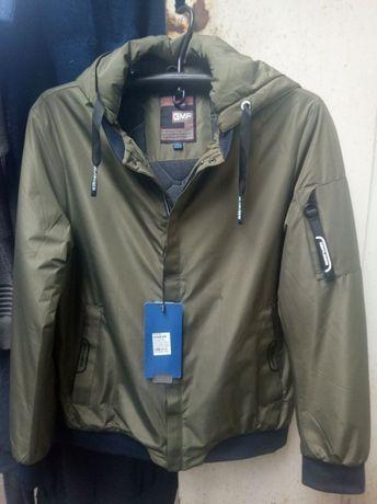 Куртка мужская/непромокаемая/размер 50/ Новая/Миллитари