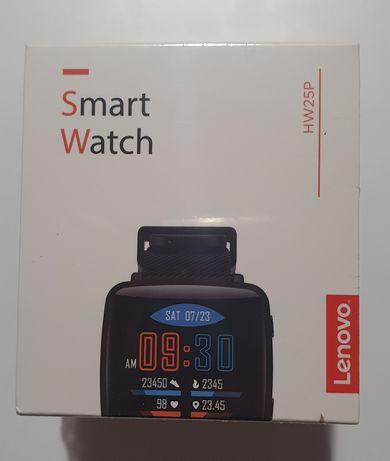 Smartwatch Lenovo HW25P Czarny Nowy nieodpakowany