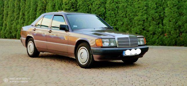Mercedes-Benz 190 E 1,8 KAT .201