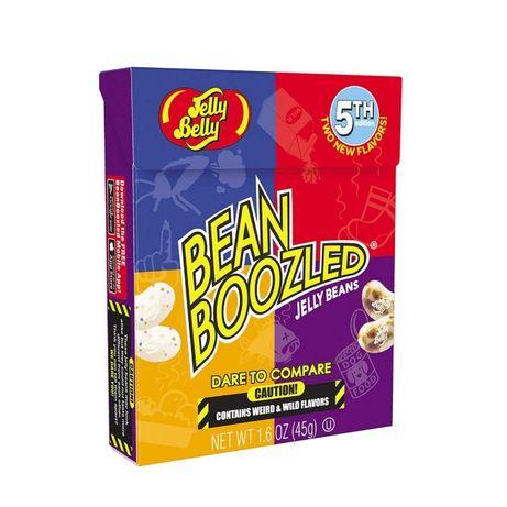 Обновленный Bean Boozled 45g - 5th edition 5 версия. бин бузлед. США