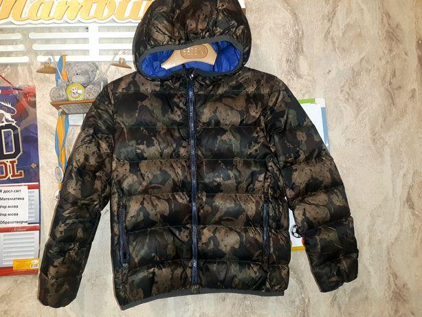 Куртка манго mango демі 128рост
