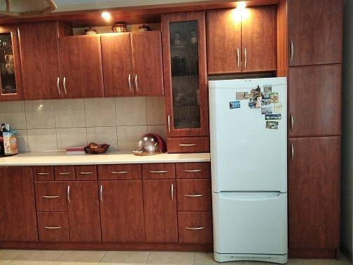 Meble kuchenne - wymiary 4m/2,6m