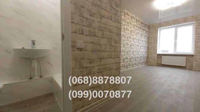 Продам гостинку, квартиру-студию с РЕМОНТОМ метро Бот.сад НОВОСТРОЙ