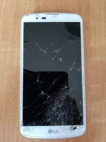 Uszkodzony LG K 10