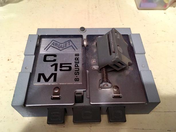 Máquina Arguet C15M / 8 - super 8