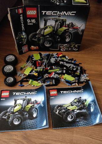 Lego Technic 9393 Traktor 2 modele
