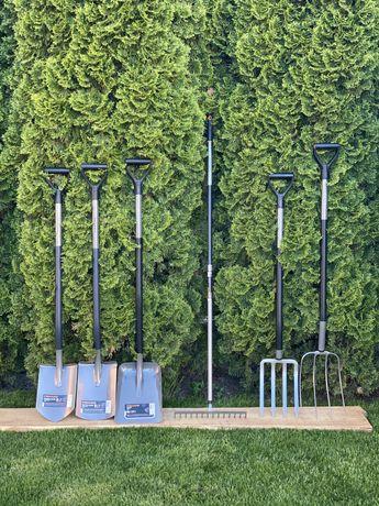 Вся серія  Fiskars Ergonomic(Ergo) лопати;вила