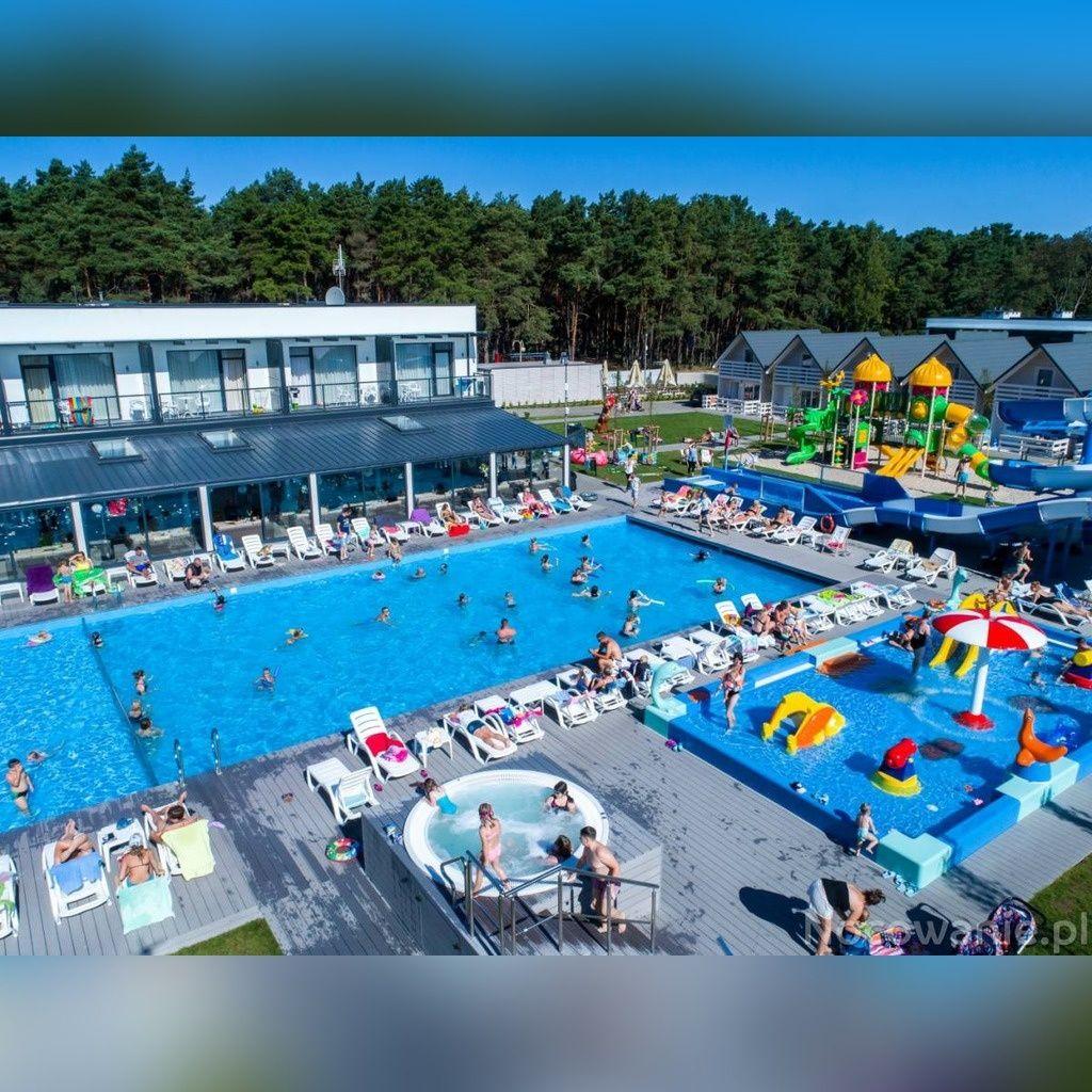 Voucher bezimienny Holiday Park Resort - domek w Cieplicach lub morzem
