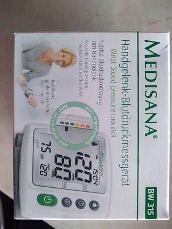 Ciśnieniomierz Nadgarstkowy Medisana BW 315