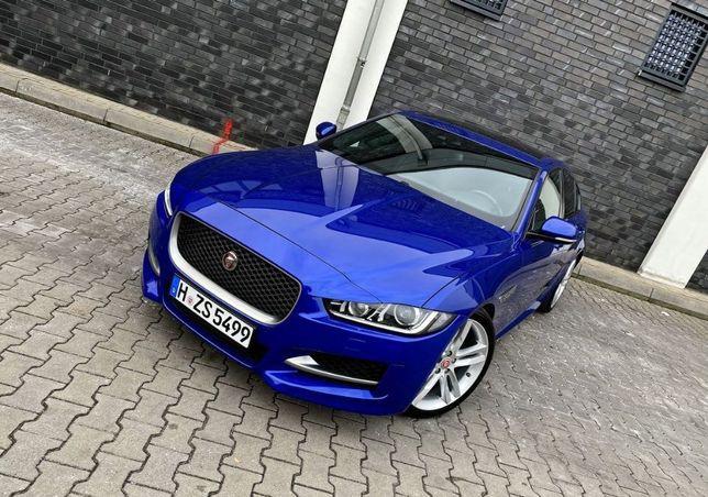 Jaguar XE R-Sport 2016