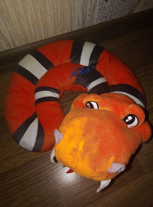Мягкая игрушка змея Краматорск - изображение 1