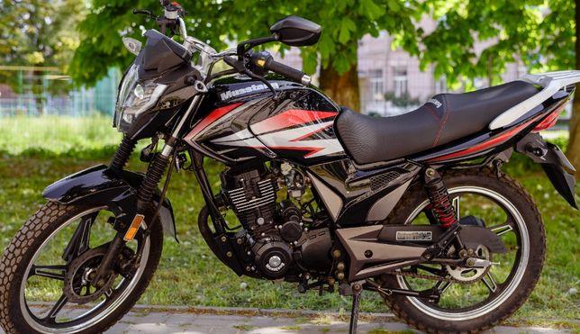 Мотоцикл Mustang Region 200 куб (Доставка Безкоштовна)