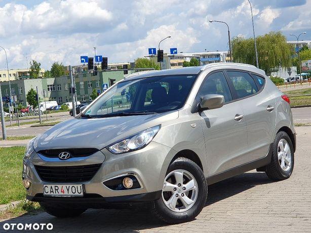 Hyundai ix35 R e z e r w a c j a.