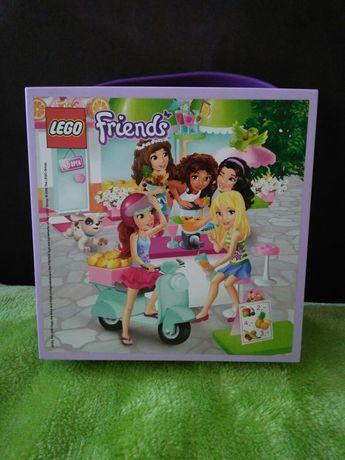 Okazja! Nowy Lunch Box LEGO Friends, Barbie, śniadaniówka, pojemnik