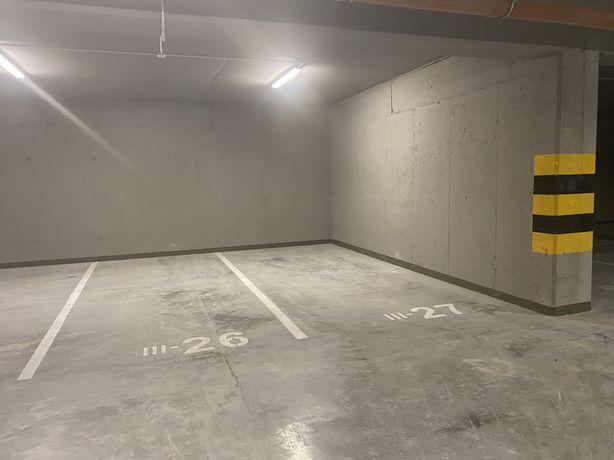 Garaż, miejsce parkingowe