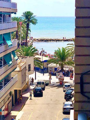 Wakacje Hiszpania apartament wakacyjny Jolanta 30 metrów od plaży!