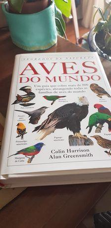 Livro técnico: Aves do Mundo