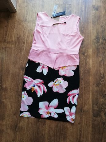Nowa piękna sukienka 46