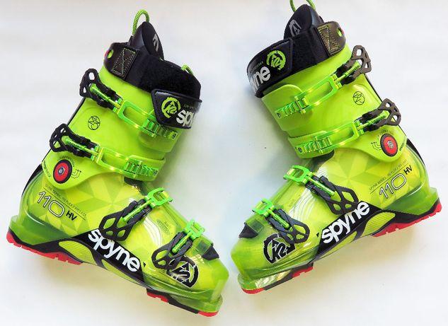 NOWE Buty narciarskie K2 spyne 110 29,5 46,0 NOWA CENA !