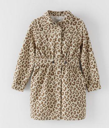 платье халат Зара Zara. Размер 152 на 11-12 лет