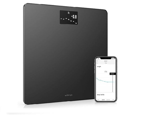 весы Цифровые вага електронна Withings Body Smart