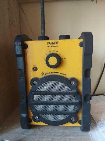 Radio budowlane Denver