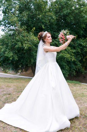 Весільна сукня,свадебное платье.