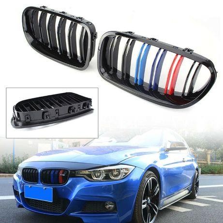 Ноздри BMW Е39 Е53 Е90 F34 F32 F16 X1 X2 X3 X4 X5 E70 F15 G05 Решетка