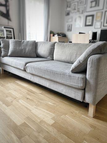 Sofa rozkładana 3os. Karlstad Ikea funkcja spania Warszawa PILNE