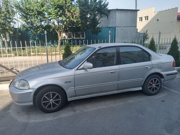 Хонда Сивик 6 Vtec, обмен