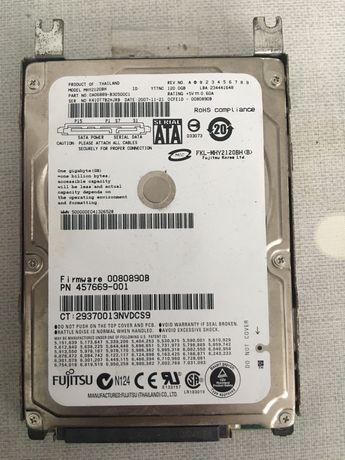 Dysk Twardy ATA  Fujitsu 120 gb Laptop