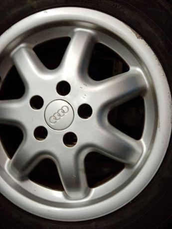 Jantes e pneus 205/55 R16