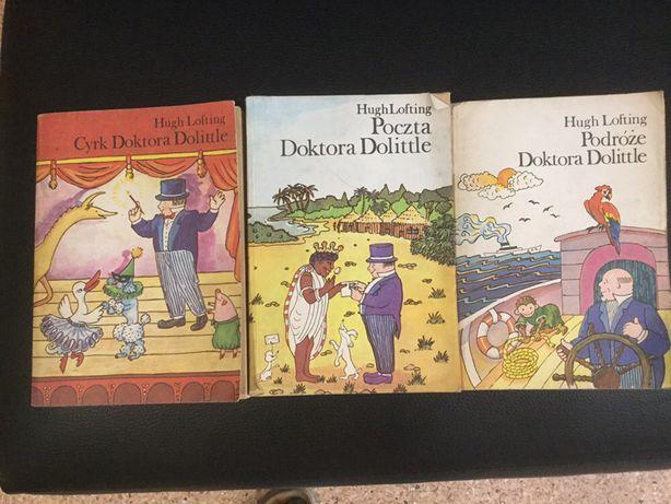 Hugh Lofting . Dr Dolittle I jego zwierzęta. Sędzia książek dla dzieci