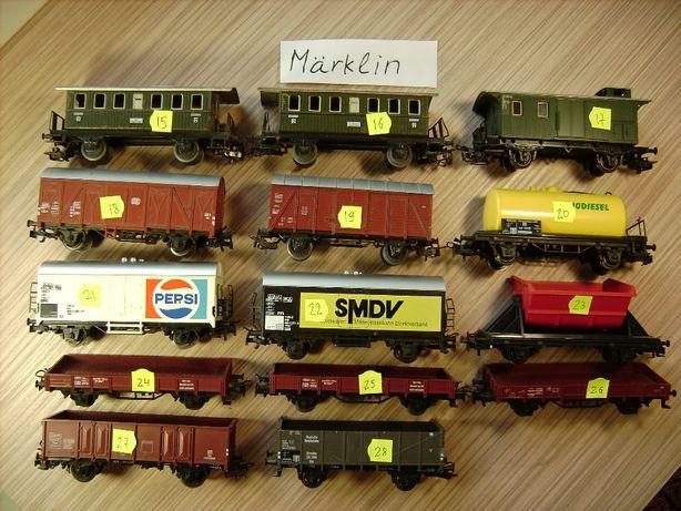 вагоны детской железной дороги стандарта но