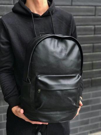 Качественный городской рюкзак из эко-кожи