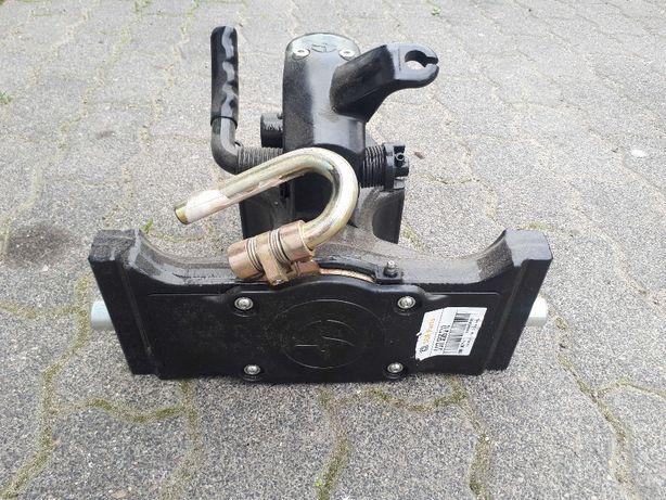 Zaczep automatyczny SAUERMANN HS 1700 - Deutz Fahr, John Deere itp