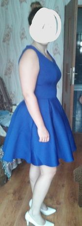 Sukienka z pianki