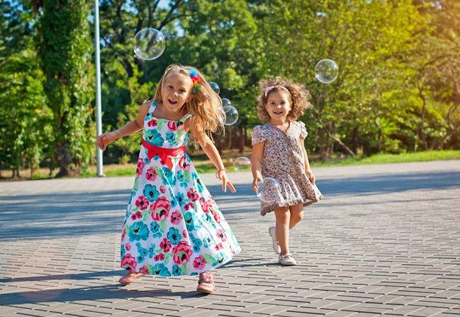 Платье Стиляги, 7-8 лет